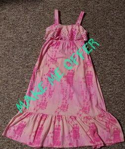 Justice Pink Dress